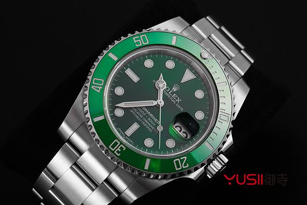 劳力士潜航者116610LV-97200你知道多少?房山哪里可以回收这款手表