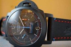 天津哪里能回收二手沛纳海PAM00725腕表