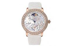 宝铂限量偏心逆跳日期腕表 天津手表回收公司的推荐