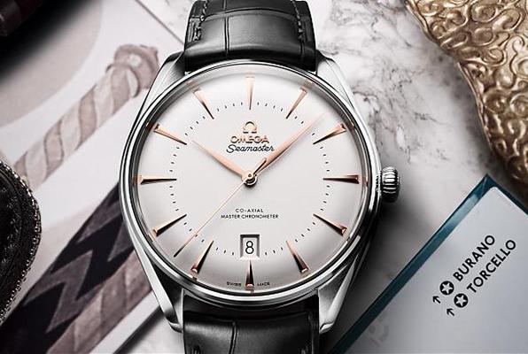 欧米茄海马威尼斯不锈钢材质版手表