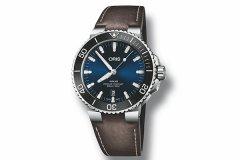 豪利时Aquis日期潜水手表怎样?手表回收价格在北京是多少?