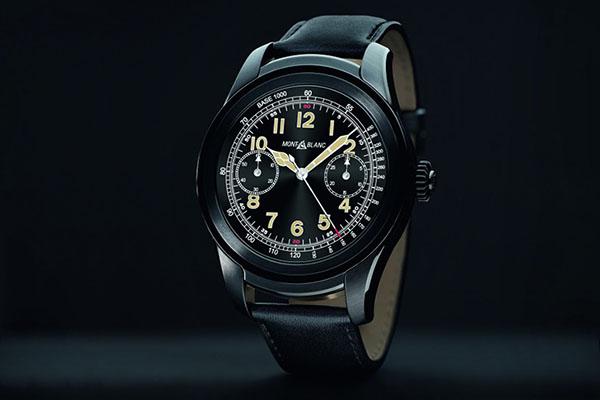 北京哪里回收万宝龙Summit智能手表