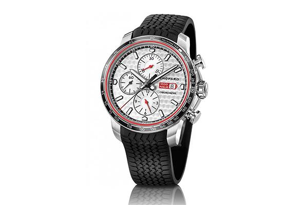 天津哪里回收萧邦Mille Miglia计时码手表