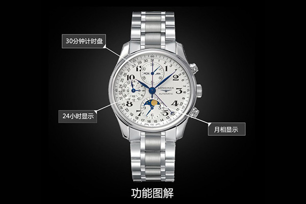 天津浪琴制表传统系列L2.673.4.78.3手表回收价格