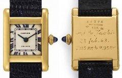 什么二手手表回收价格高?名人拥有的表款最值钱