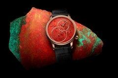北京哪里能回收雅克德罗偏心大秒针手表