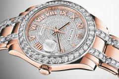 劳力士珍珠淑女型系列手表在石家庄的回收价格?