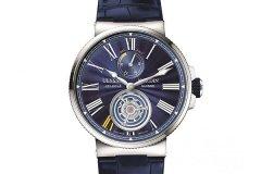 北京二手雅典航海陀飞轮手表回收价格咨询
