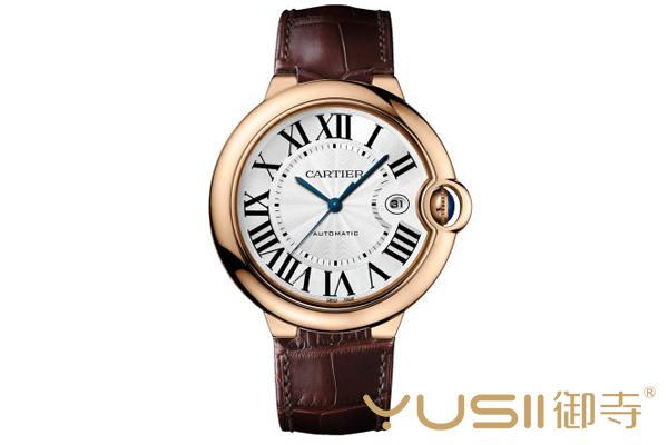 卡地亚蓝气球系列W6900651手表回收价格