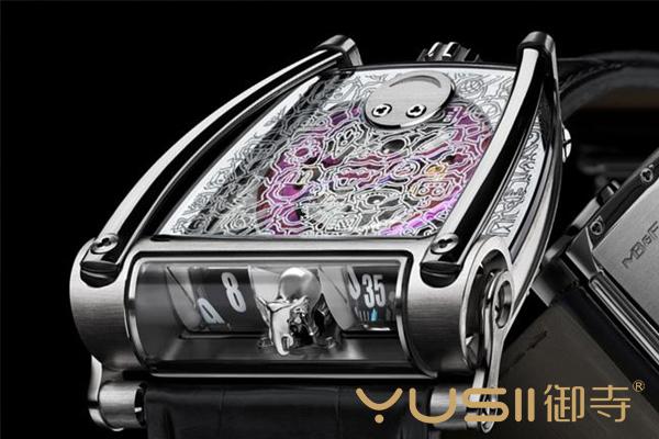 MB&F HM8「ONLY WATCH」腕表如果回收值多少钱