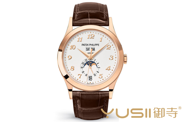 百达翡丽复杂功能计时女士手表的回收价格