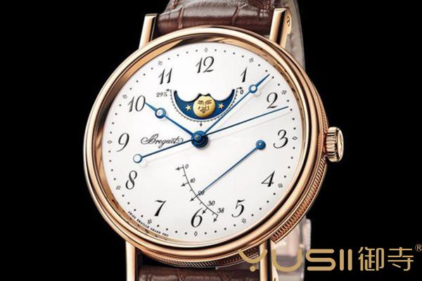 宝玑经典系列7787BR手表回收价格