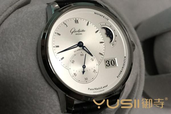 二手格拉苏蒂手表在天津哪里有回收的