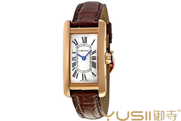 二手卡地亚W2607456手表回收价格