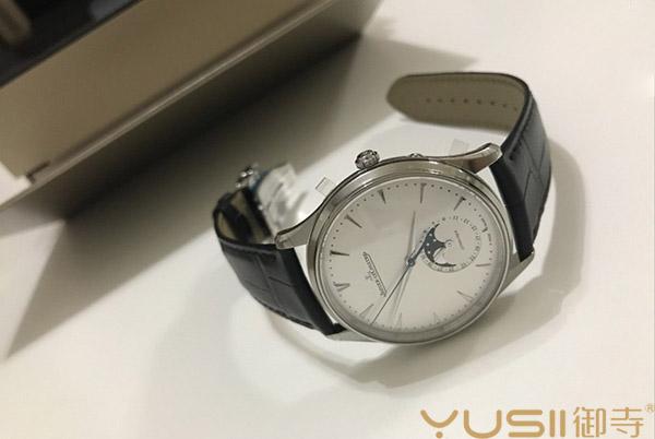 北京积家大师系列1368420手表回收价格怎样