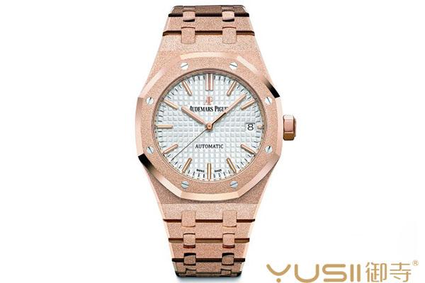 爱彼皇家橡树系列15454OR.GG.1259OR.01手表回收价格是多少