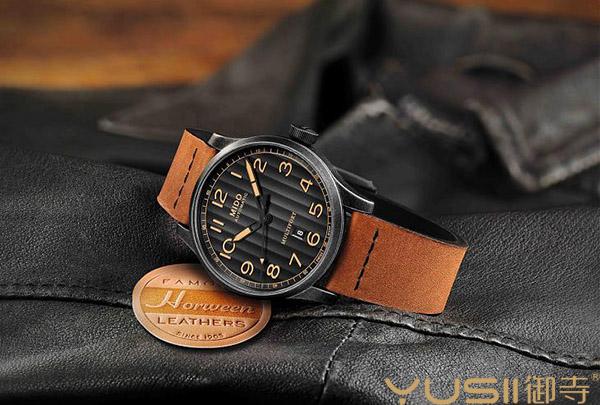 万国新款Big Pilot's Watch Heritage青铜手表赏析及回收