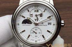 二手的宝珀领袖系列2160-1127-71手表回收价