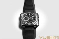 柏莱士全新BR-X1 Black Titanium手表回收