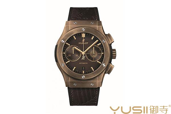 艺术东西军 宇舶推出新款名誉与财富限量手表