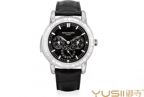 百达翡丽 5073P-001手表