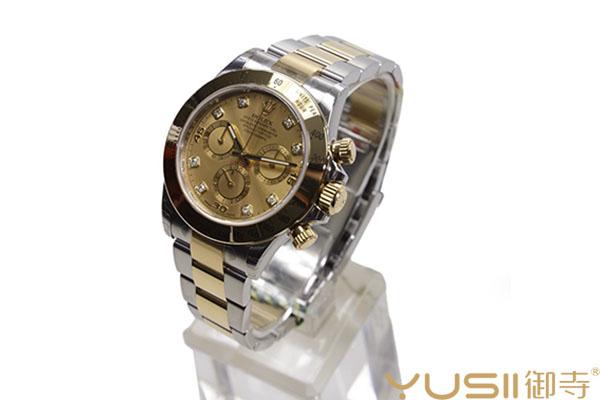 户外捡到的劳力士手表可以回收?