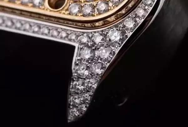 怎么鉴别手表原镶钻石和后加钻石?