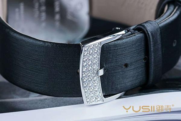 待售的二手萧邦HAPPY DIAMONDS系列204368-1001限量手表