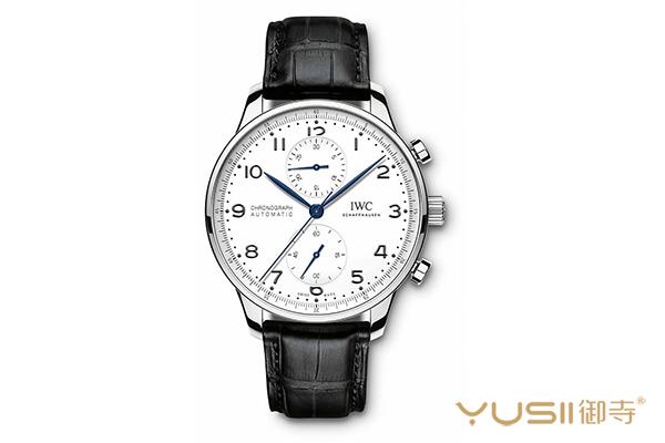 不一样的万国葡萄牙系列计时码表「150周年」特别版手表