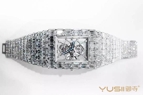 手表没有最壕只有更壕 Jacob & Co. Billionaire亿万富翁腕表