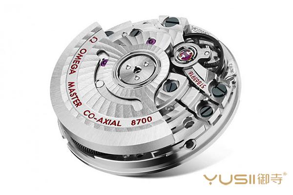 欧米茄新款丝绸面盘设计星座系列大师天文台手表