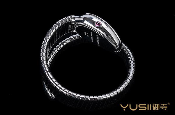 蛇的魅力 入手便宜的二手宝格丽SERPENTI系列手表