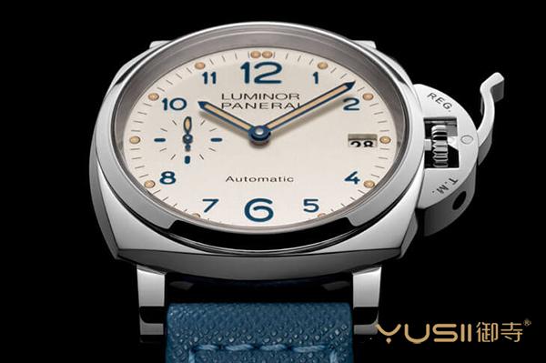 沛纳海首出38毫米表款 Luminor Due 38mm手表