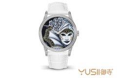 百达翡丽新款限量珐琅手表 值得珍藏