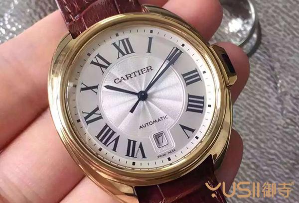 10万买的卡地亚手表怎么戴4月就停了?