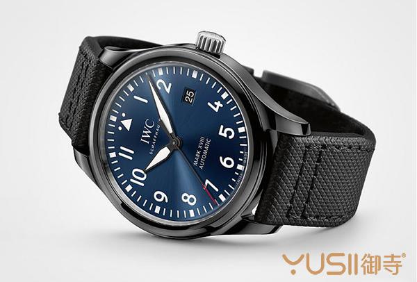 万国新款马克十八飞行员劳伦斯体育公益基金会特别版手表
