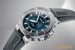 豪利时新款Aquis生命之源手表