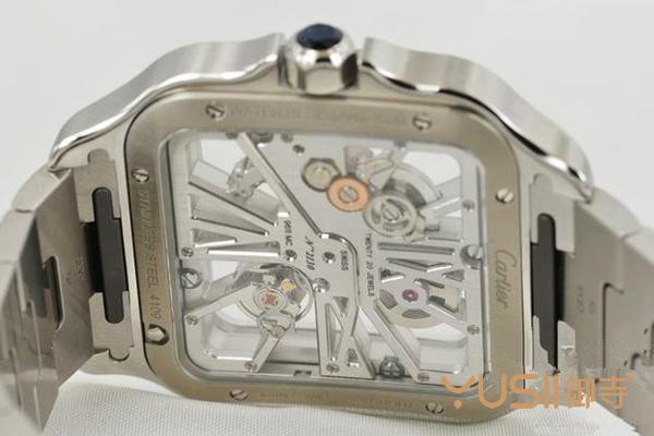 二手镂空卡地亚手表回收价格