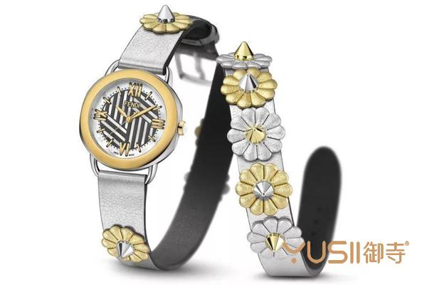 北京哪里可以回收芬迪时尚手表