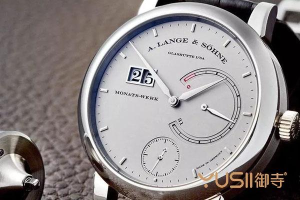 德国朗格手表回收价格