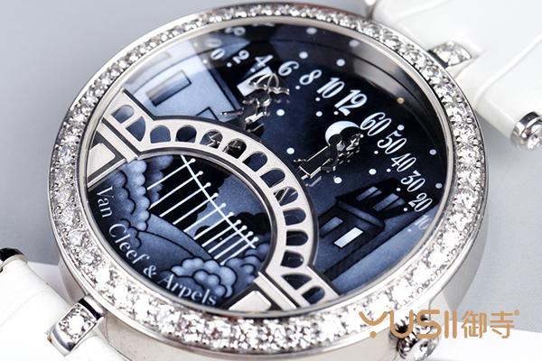梵克雅宝艺术手表