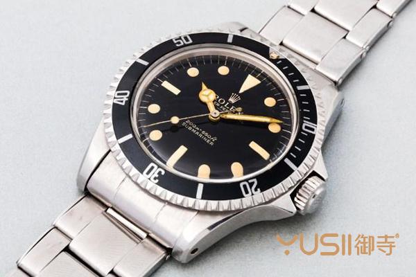 名牌手表回收价格