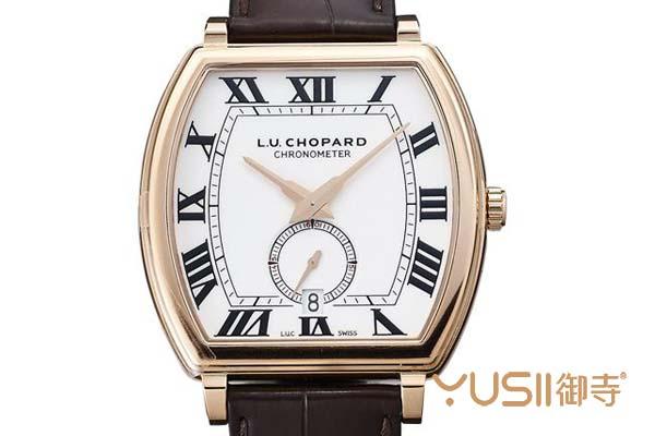 萧邦LUC新品酒桶型手表