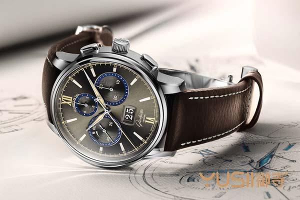 格拉苏蒂原创计时系列手表