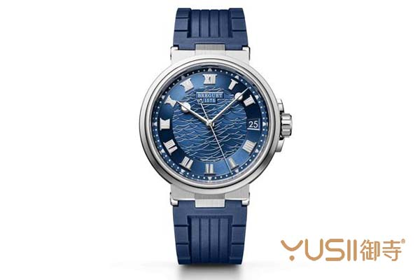 宝玑航海系列新款手表