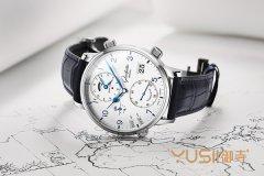 北京哪里回收格拉苏蒂原创议员世界时钢款表!