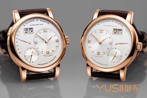 朗格限量款手表回收