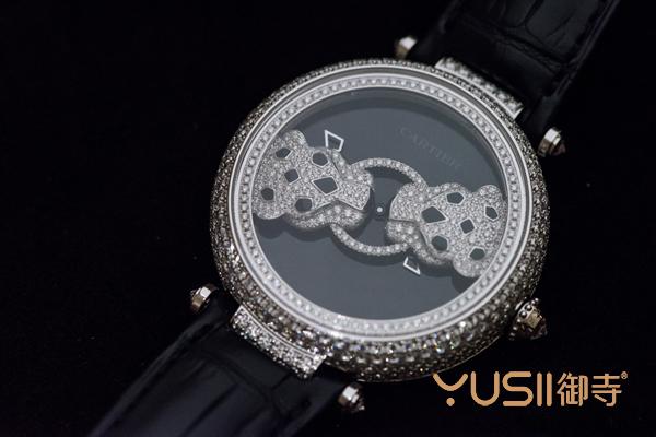 卡地亚猎豹手表
