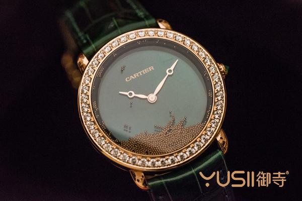 卡地亚新款手表