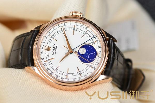 石家庄劳力士切利尼系列月相手表回收价格多少?